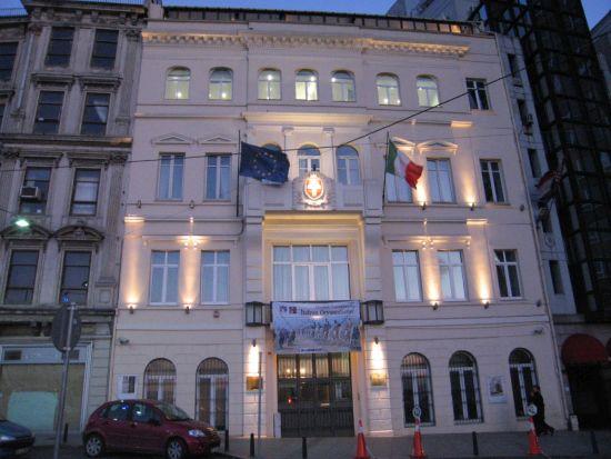 Consolato d'Italia a Istanbul