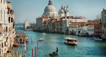 Prove generali per il Mose di Venezia