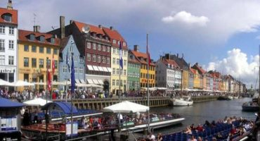Copenaghen, capitale verde d'Europa 2014