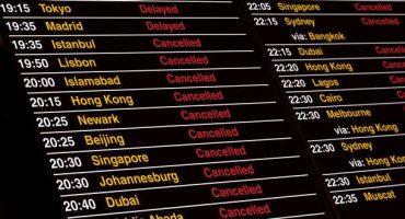 I ritardi aerei più assurdi della storia