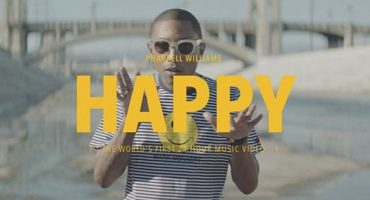 "Un giro del mondo ""Happy"" con Pharrell Williams"