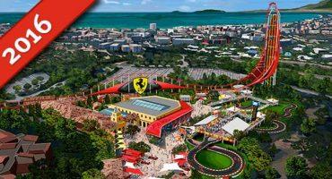 Ferrari: presto un parco tematico a Barcellona