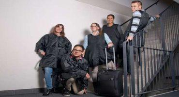 Il vestito-bagaglio, la soluzione definitiva per la tua valigia!