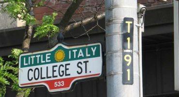 Le Little Italy nel mondo: College Street a Toronto
