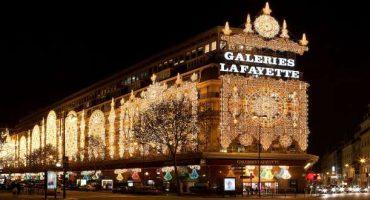 Parigi, capitale europea dello shopping