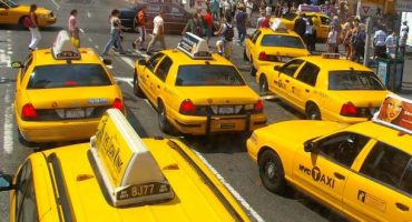A New York taxi riservati alle sole donne