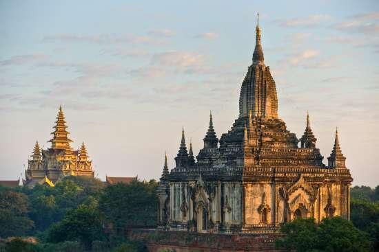 I templi di Bagan, Birmania