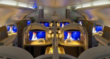 La Top10 delle cabine aeree più lussuose al mondo