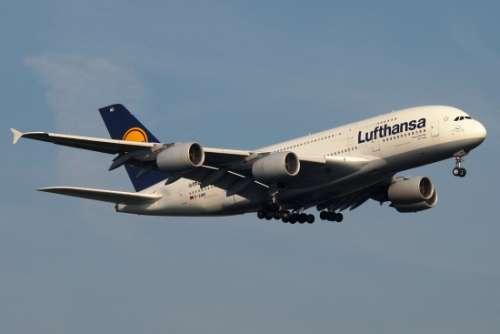 Lufthansa, unico vettore occidentale presente in classifica