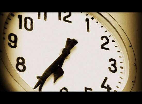 Siate puntuali