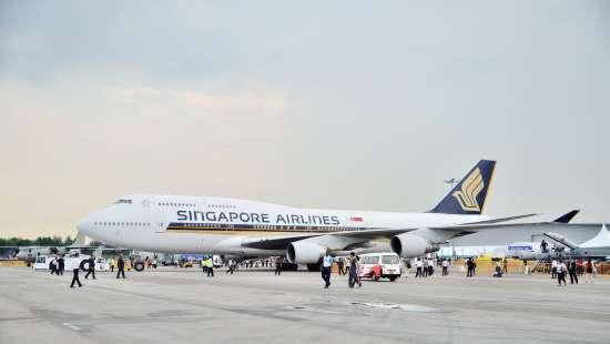 Singapore Airlines, considerato l'aereo più lussuoso al mondo