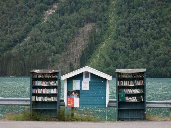 Bokbyen Fjærland