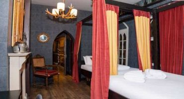 Camere ispirate alla saga di Harry Potter in un hotel di Londra