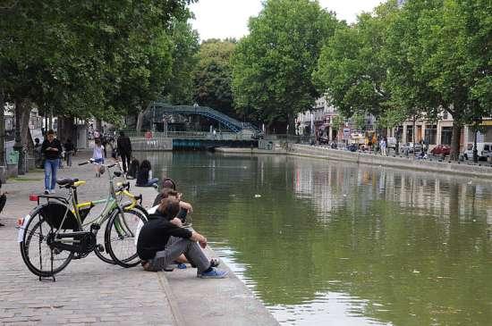 Canal Saint – Martin