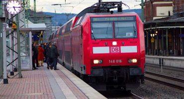 Germania ancora nel caos per lo sciopero dei treni