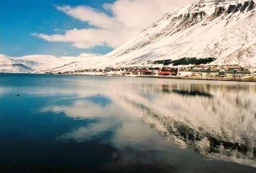 Fiordi islandesi