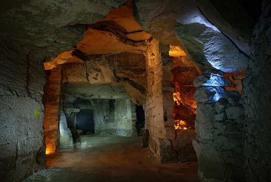 Parigi sotterranea