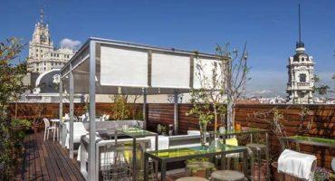 Top 5: i migliori rooftop di Madrid