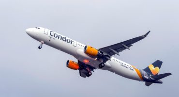 """Condor eletta """"compagnia aerea più giusta"""""""