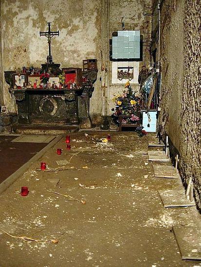 Cripta di Santa Maria delle Anime