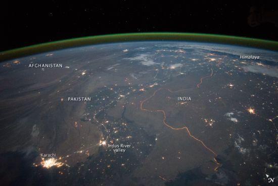 Frontiera fra India e Pakistan