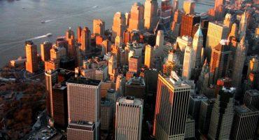 I Newyorkesi protestano contro i voli turistici in elicottero