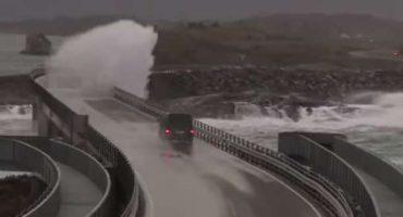 La strada più pericolosa del mondo è in Norvegia