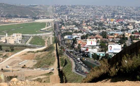 USA - Messico