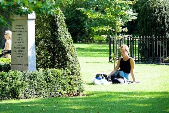 Cimitero Assistens di Nørrebro