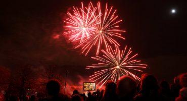 Londra, fuochi d'artificio a pagamento per Capodanno