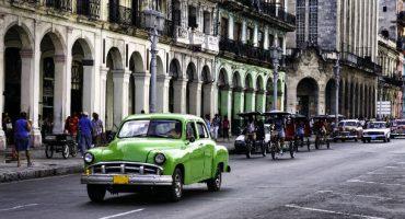 Cuba, in moto con il figlio di Che Guevara
