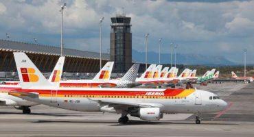 Iberia, la compagnia aerea più puntuale di dicembre
