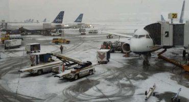 New York, aeroporti bloccati per la tempesta del secolo