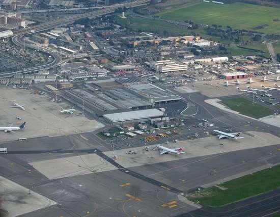 Aeroporto Leonardo da Vinci, Fiumicino