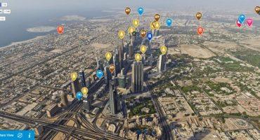 Dubai 360, la guida interattiva della città dell'Emirato