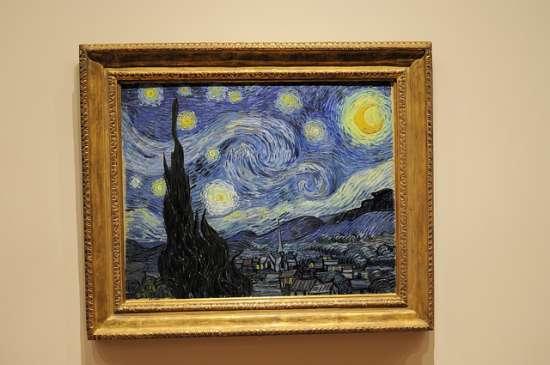 Cielo stellato, il famoso dipinto a cui s'ispira l'omonima strada di Eindhoven