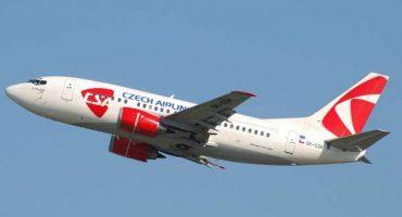Czech Airlines, nuovi voli dall'Italia per Praga