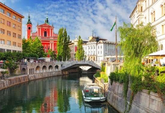 Lubiana ( Slovenia)