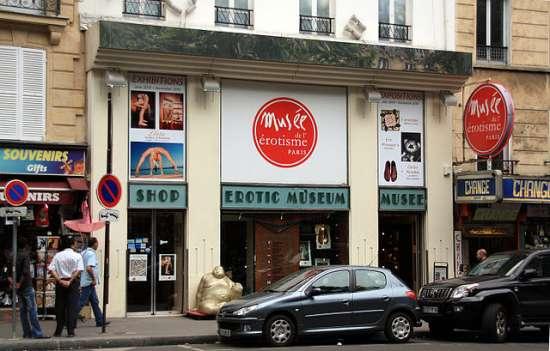 Musée de l'érotisme – París