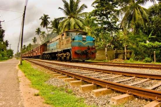 Treni in India (1)