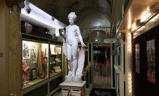 Venustempel Sexmuseum – Amsterdam