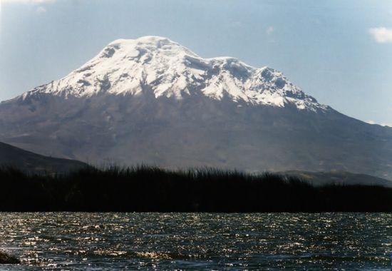 Vulcano Chimborazo, la vetta più alta delle Ande ecuadoriane