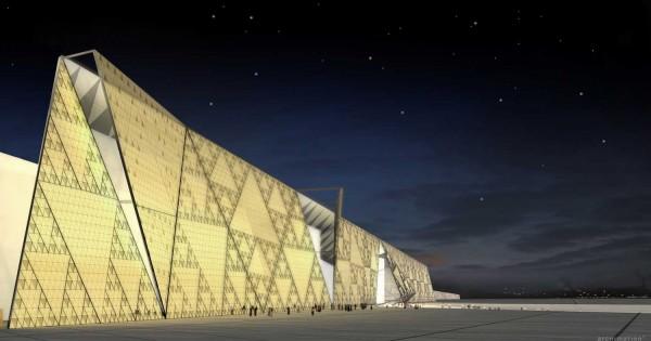 Grand Egyptian Museum – Giza