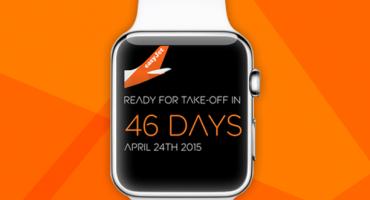 EasyJet lancia la nuova app per Apple Watch