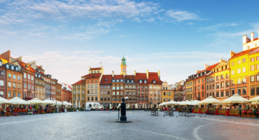 Varsavia, viaggio nella nuova Polonia