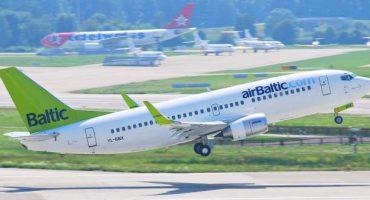 Air Baltic, nuovo collegamento Pisa – Riga