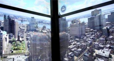 L'ascensore per viaggiare nel tempo a New York