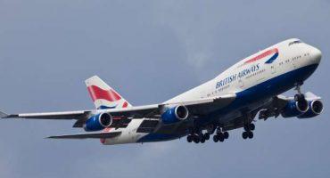 La promozione di British per volare in Sudafrica