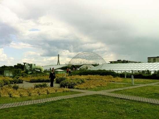I giardini dell'Università di Varsavia