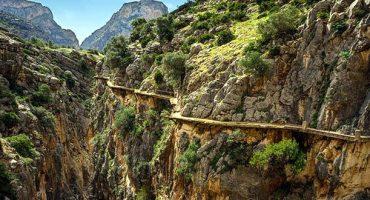"""Riapre il """"Caminito del Rey"""", il sentiero più pericoloso del mondo"""